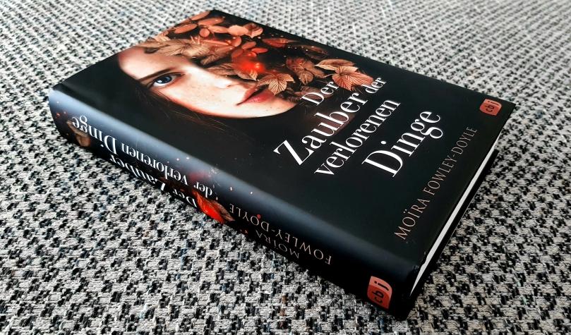 Der Zauber der verlorenen Dinge Cover (© cbj Verlag)